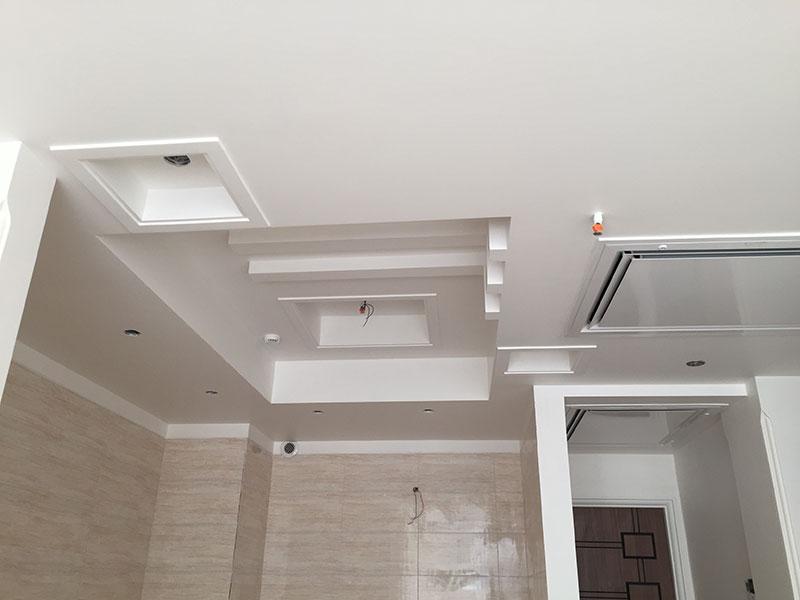 بازسازی ساختمان در سعادت آباد